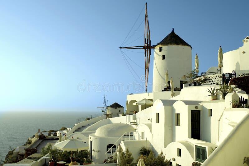 Santorini stock fotografie