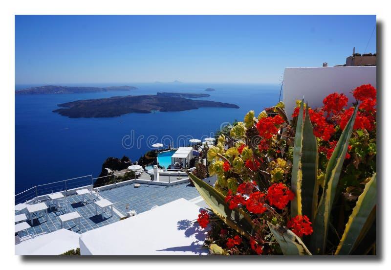 Santorini 2016 image stock