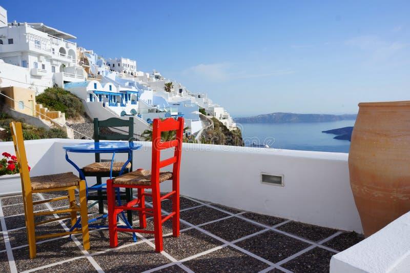 Santorini 2016 images stock