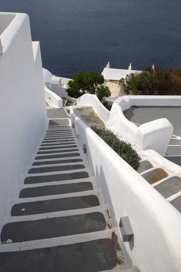 Santorini royaltyfria bilder
