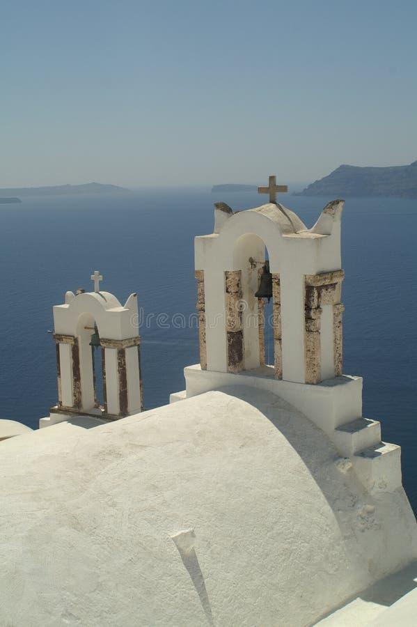 Santorini стоковое фото rf
