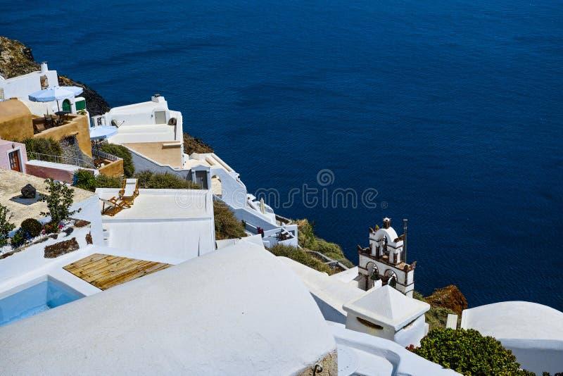 Santorini zdjęcia royalty free