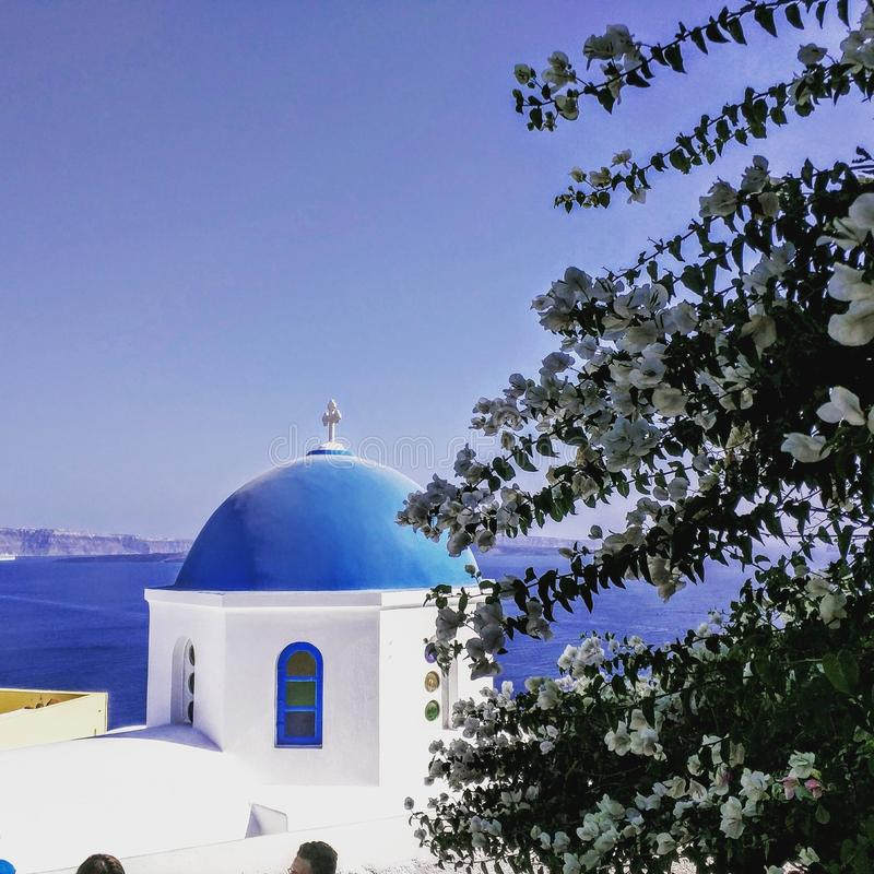 Santorini zdjęcia stock
