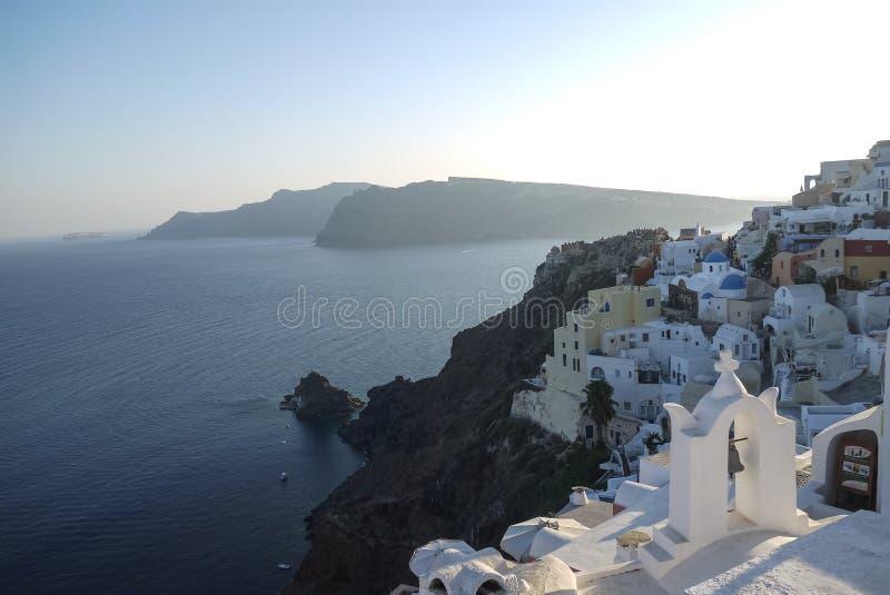 Santorini στοκ εικόνες με δικαίωμα ελεύθερης χρήσης