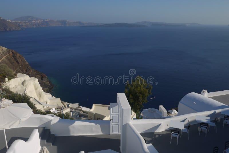Santorini στοκ φωτογραφία
