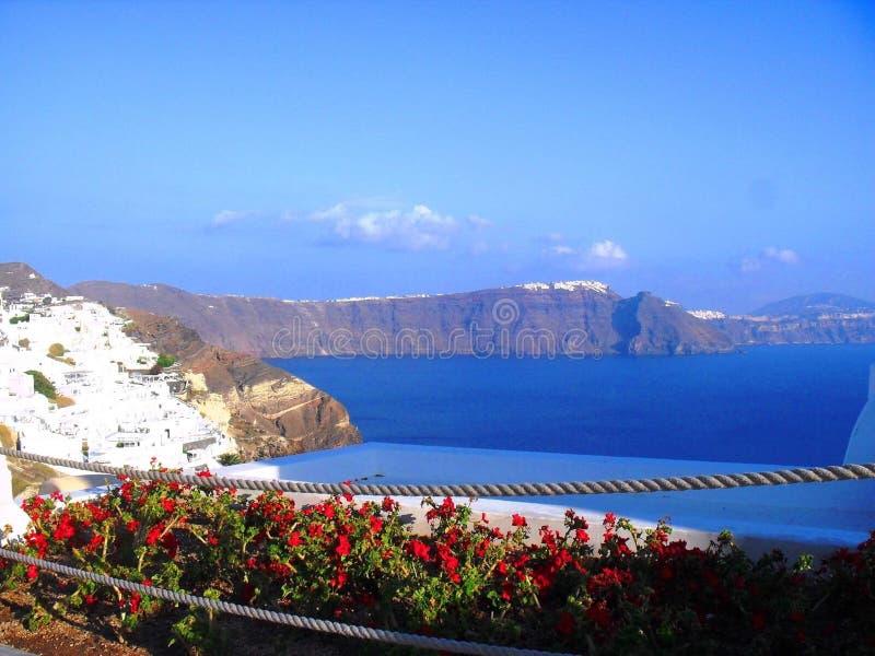 Santorini fotografia royalty free