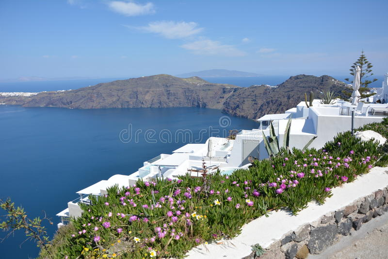 Santorini στοκ φωτογραφίες με δικαίωμα ελεύθερης χρήσης