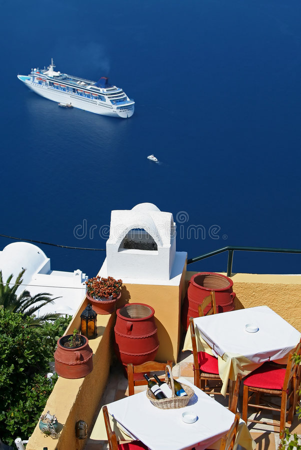 Free Santorini Stock Photography - 945382
