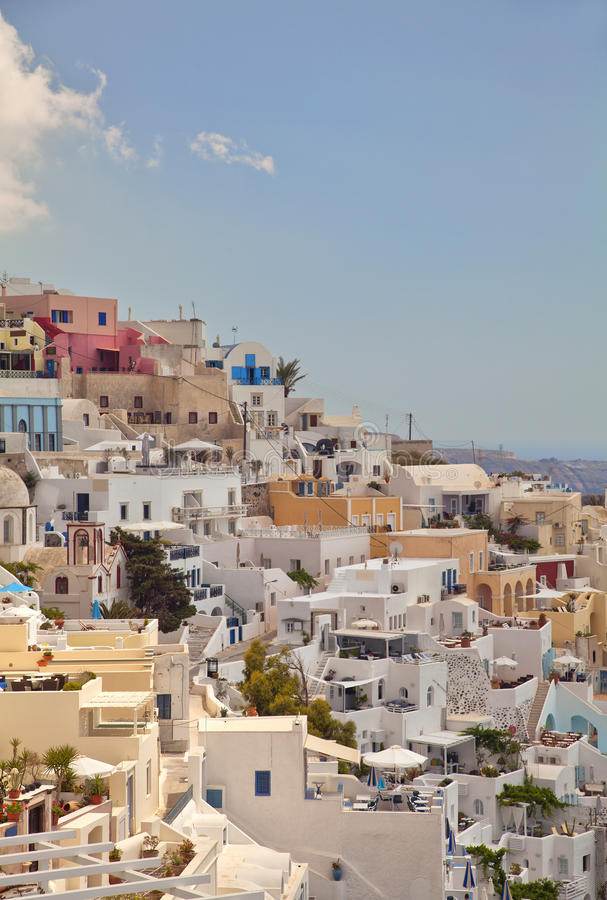 Download Santorini Architecture Royalty Free Stock Photo - Image: 20391185