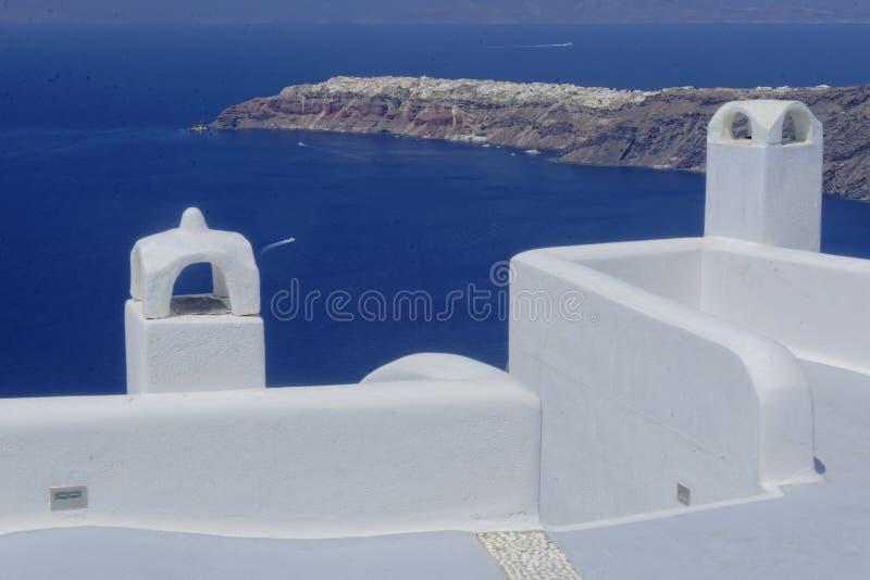 Download Santorini coastline stock photo. Image of beauty, architecture - 34482158