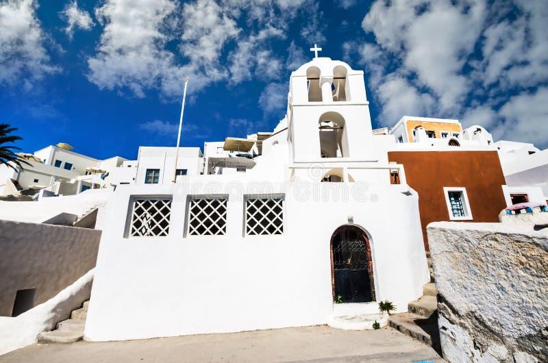 Santorini, Cyclades Islands, Greece. stock photos