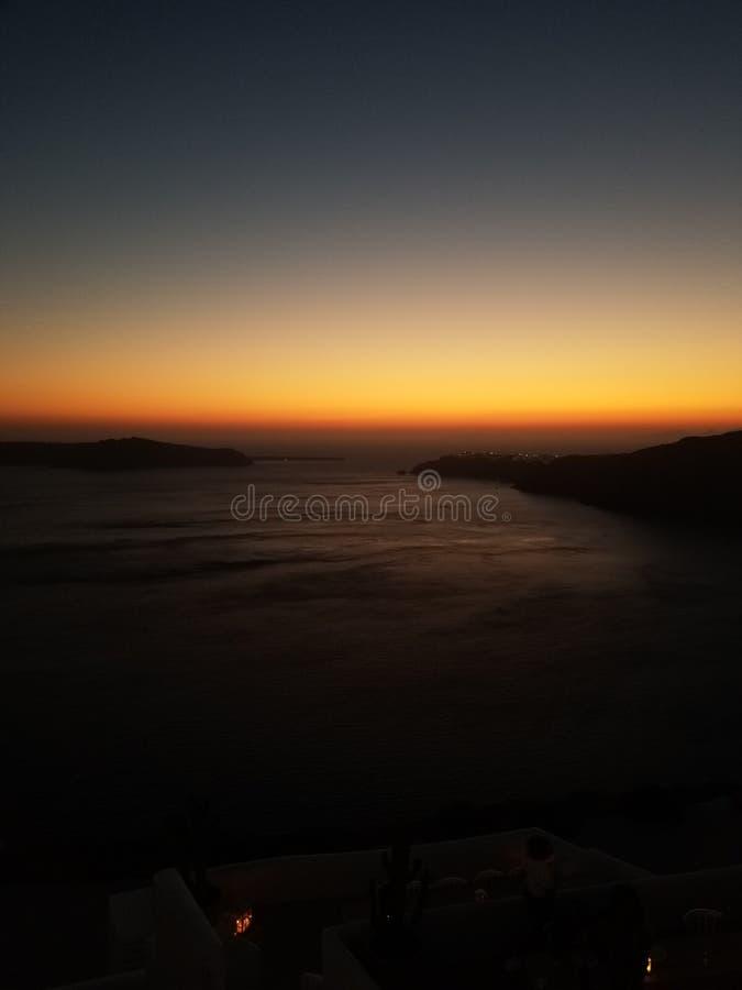 Santorini, Gr?ce photographie stock