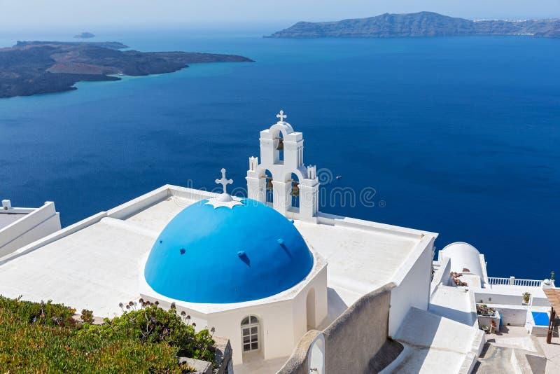 Santorini Grecee royaltyfri foto