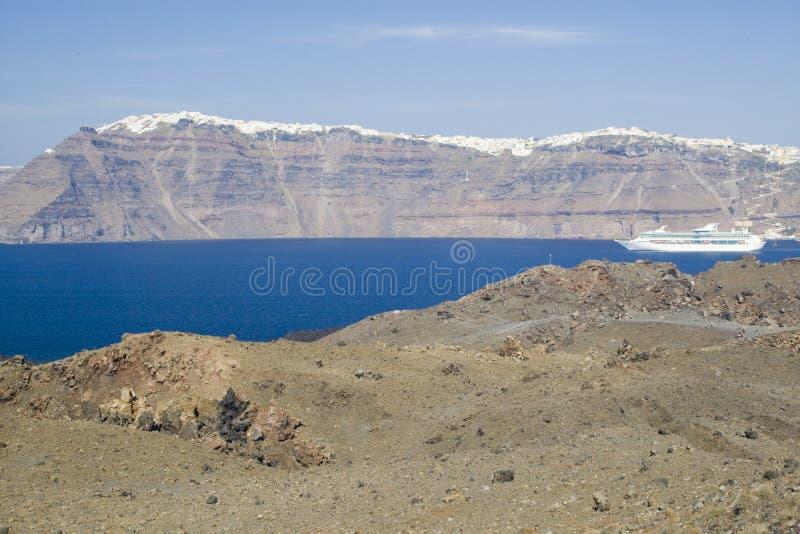 Download Santorini - Greece stock image. Image of caldera, island - 14852273