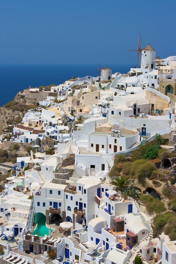 Download Santorini, Greece stock photo. Image of greece, hotel - 16269964