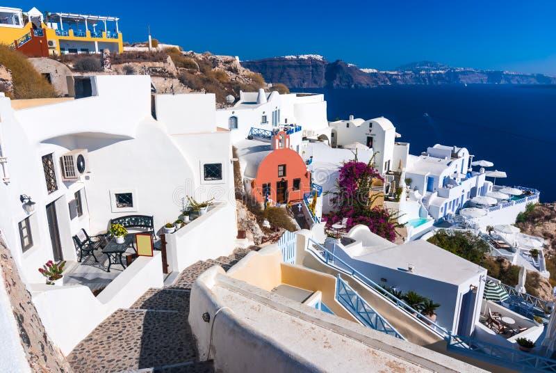 Santorini, Greece fotos de stock royalty free