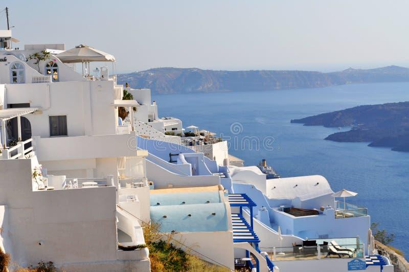 Santorini, Greece Editorial Photography