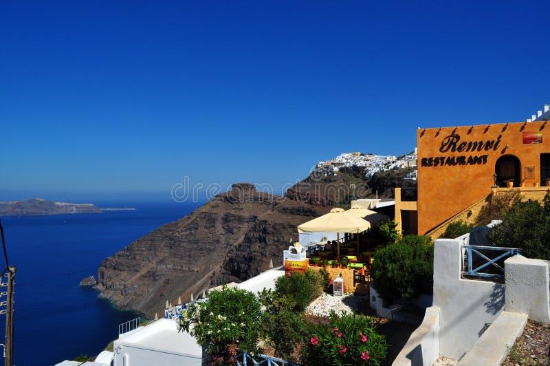 Santorini, Greece Editorial Stock Image