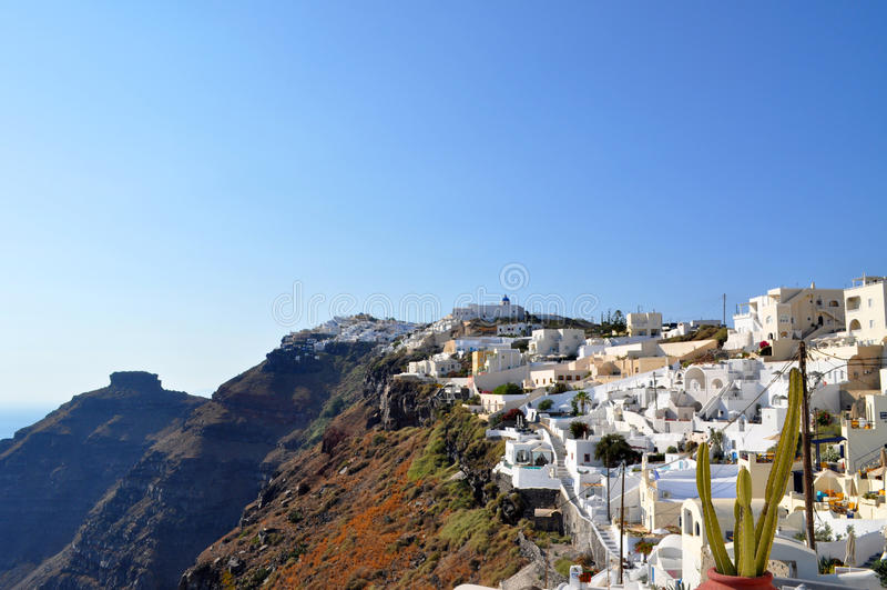 Download Santorini, Greece stock image. Image of island, thira - 33565365