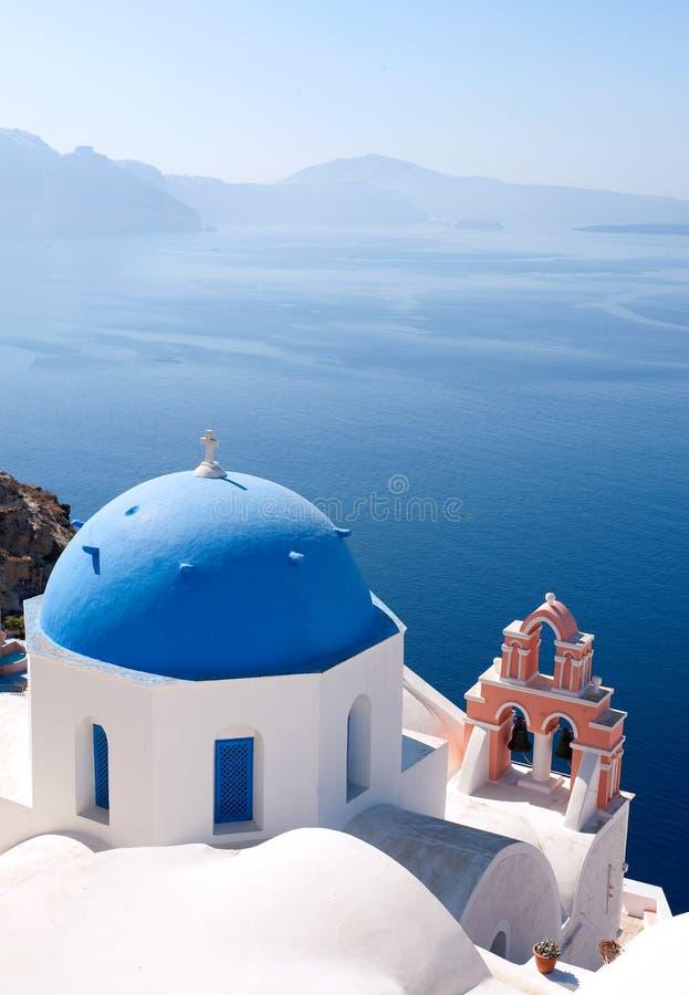 Santorini, Griekenland stock afbeeldingen