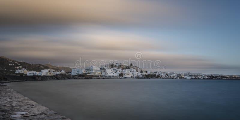 Santorini, Griekenland, Cyclade-Eilanden royalty-vrije stock fotografie