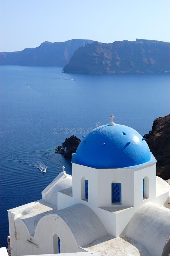 Download Santorini Island  Church View Stock Photo - Image: 23755368