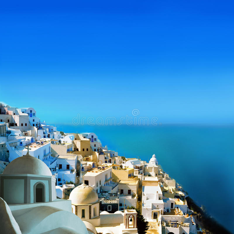 Free Santorini Island, Greece Royalty Free Stock Photos - 16767138