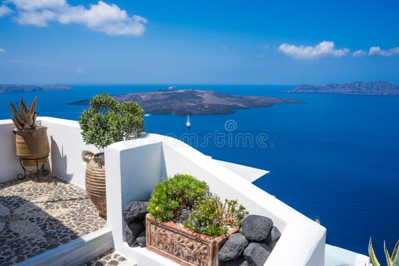 santorini oia острова стоковые фотографии rf