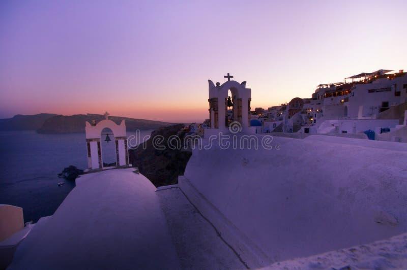 Download Santorini Sunset stock image. Image of island, greece - 6326035