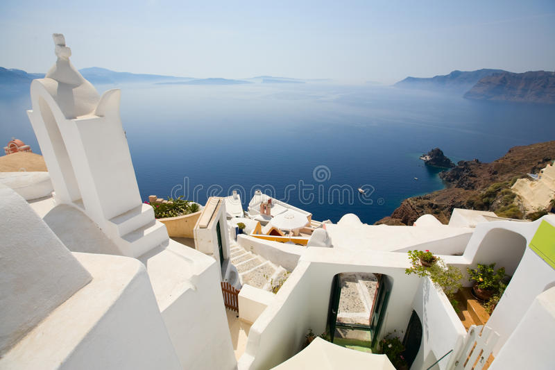 Download Santorini View Stock Photo - Image: 9737790
