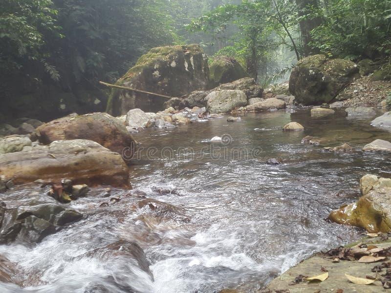 Santoro rzeka zdjęcie royalty free