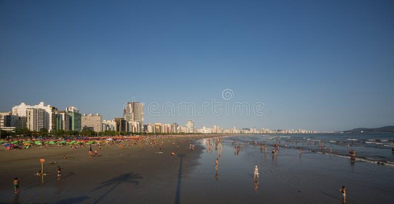 Santos, Sao Paulo, Brésil photo stock