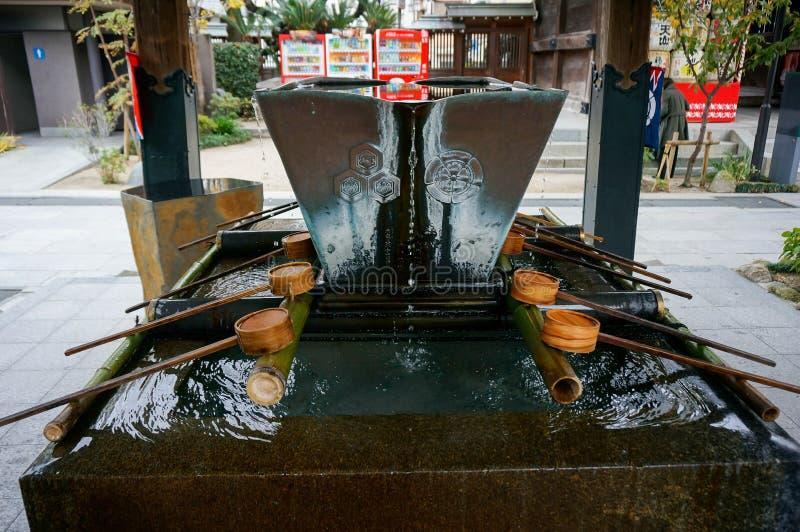 Santuário de Kushida imagens de stock royalty free