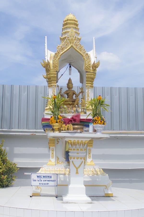 Santuário de Tailândia foto de stock