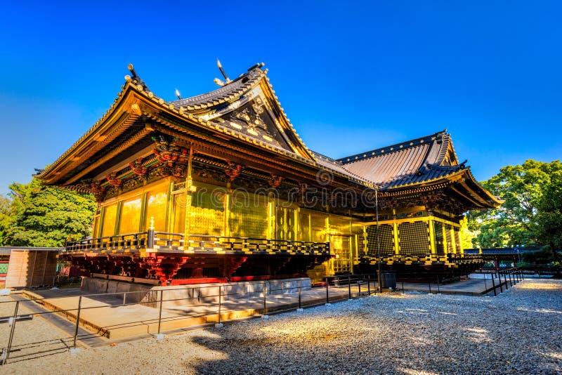 Santuário de Tosho-Gu, Tóquio, Japão fotografia de stock royalty free