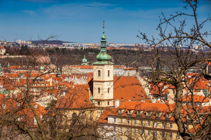 Santuário do infante Jesus de Praga imagem de stock royalty free
