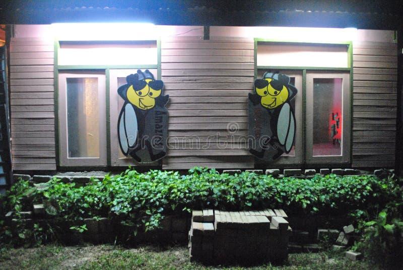 Santuário do vaga-lume de Penang imagens de stock royalty free