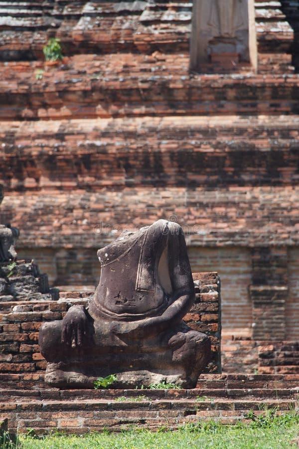 Santuário em Lopburi fotografia de stock royalty free