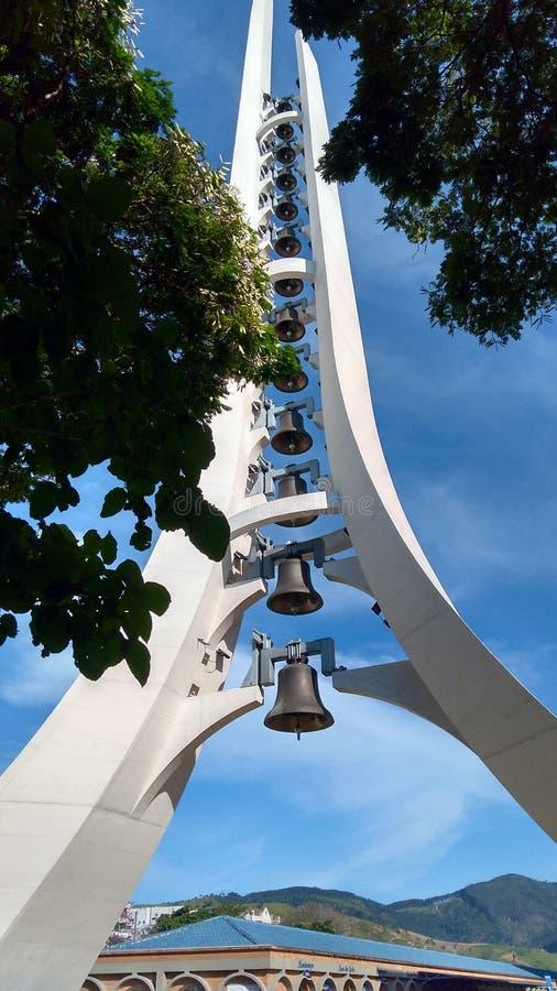 Santuário nacional, são Paulo de Brasil imagens de stock royalty free