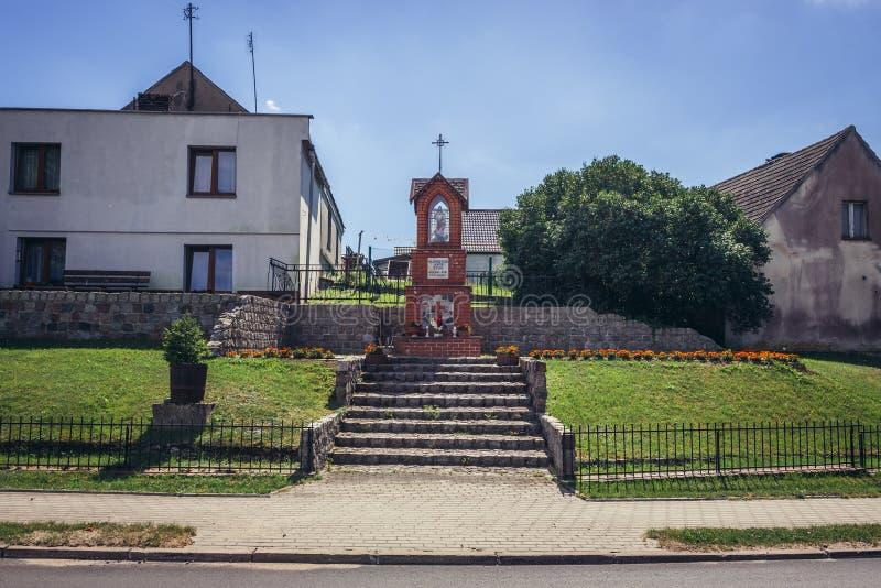 Santuário no Polônia imagem de stock royalty free