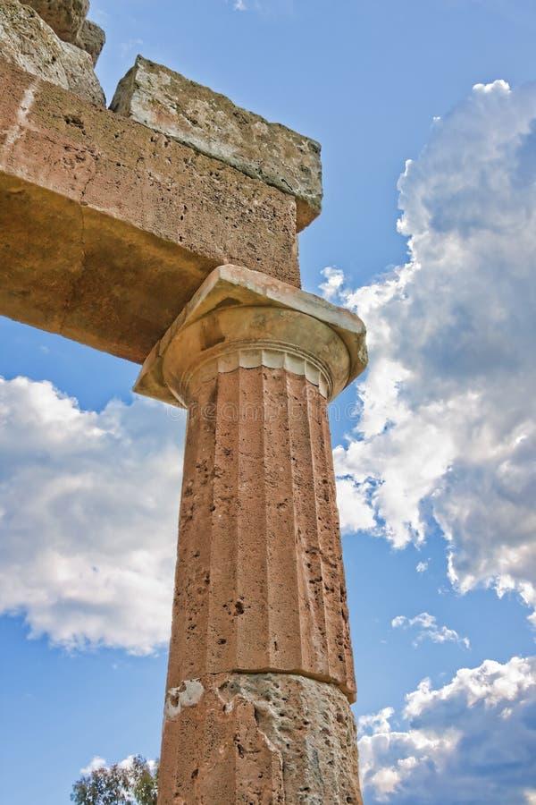 Santuario de Artemis imagen de archivo libre de regalías