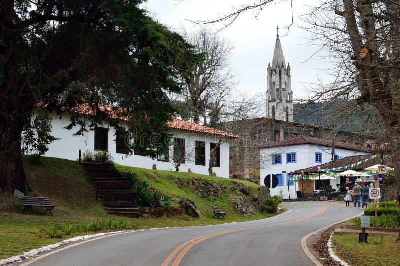 Santuario de Caraça fotos de archivo