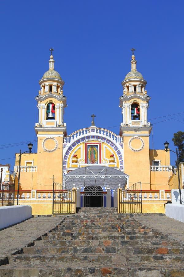 Santuario de guadalupe i стоковые изображения
