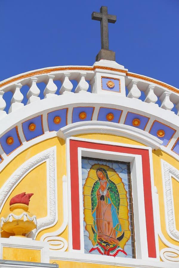 Santuario de Guadalupe II imagen de archivo