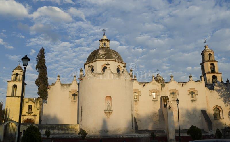 Santuario De jesús Nazareno de Atotonilco guanajuato Mexico obraz stock