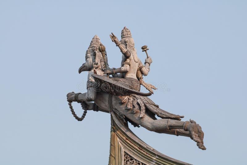 Santuario de la verdad en Pattaya fotografía de archivo