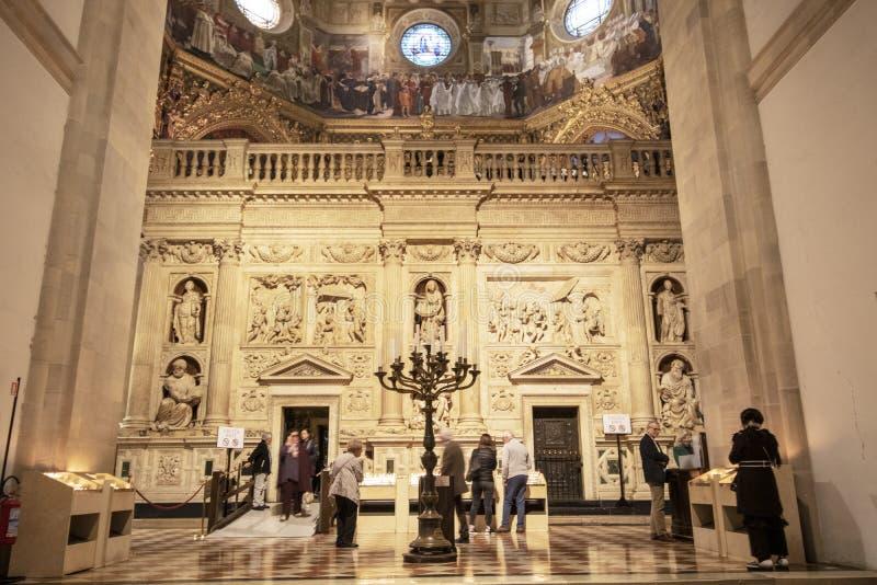 Santuario de Loreto imagen de archivo libre de regalías