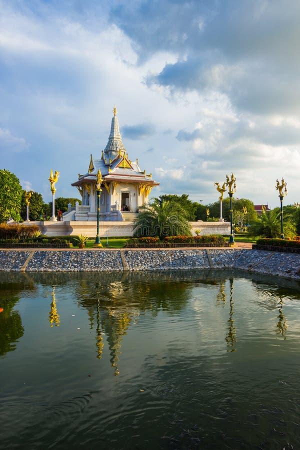 Santuario della colonna della città di Yala fotografie stock libere da diritti