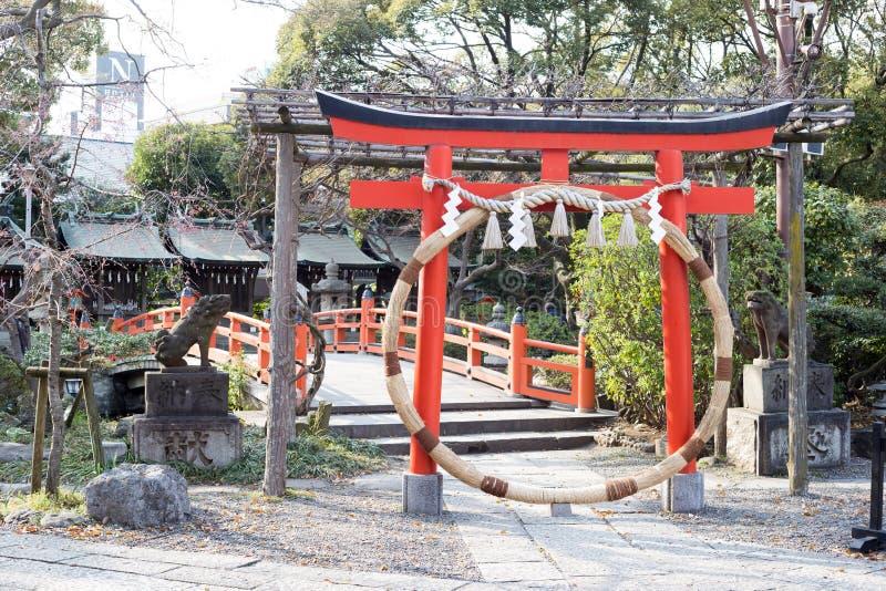 Santuario di Chiba fotografia stock libera da diritti