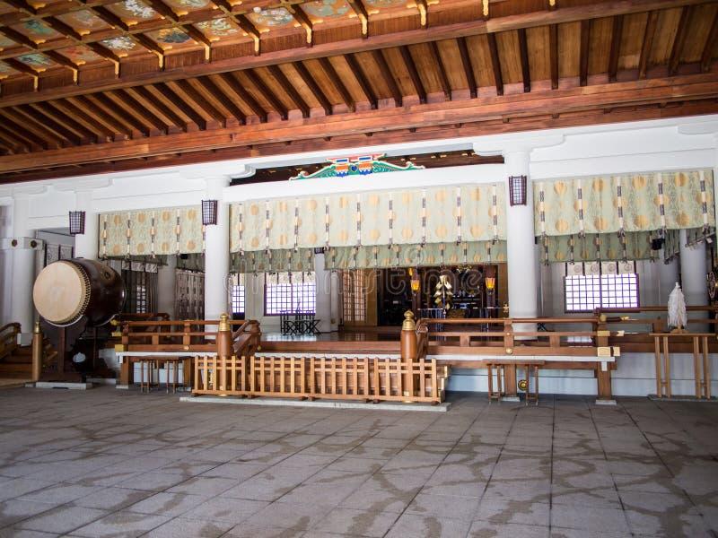Santuario di Hie Jinja, Tokyo, Giappone fotografia stock